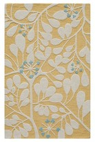 """Nobrand No Brand Ansley Wool Accent Rug - Gold (3'-6"""" x 5'-6"""")"""