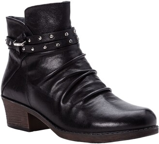 Propet Roxie Studded Bootie