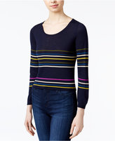 Rachel Roy Striped Sweater, Created for Macy's