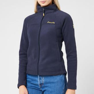Superdry Women's Storm Urban Fleece Jacket