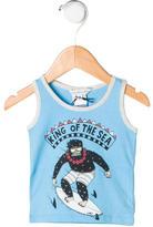 Little Marc Jacobs Boys' Printed Sleeveless Shirt