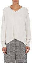 TOMORROWLAND Women's Asymmetric-Hem Wool Sweater