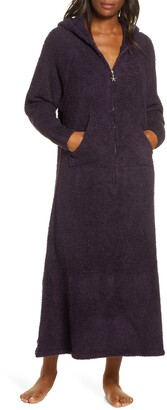 Barefoot Dreams CozyChic® Hooded Zip Robe