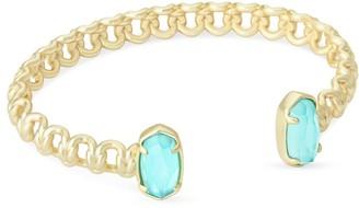 Kendra Scott Macrame Elton Gold Cuff Bracelet