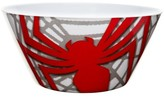 Spiderman 25oz Melamine Cereal Bowl Red