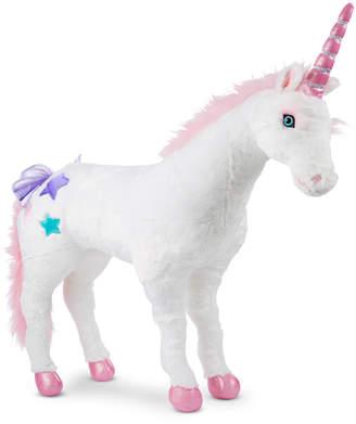 Melissa & Doug Plush Unicorn Stuffed Animal