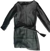 APC metallic Viscose Dresses