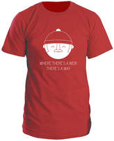 Eat Haggis 'Where There Is A Weir There's A Way' T Shirt