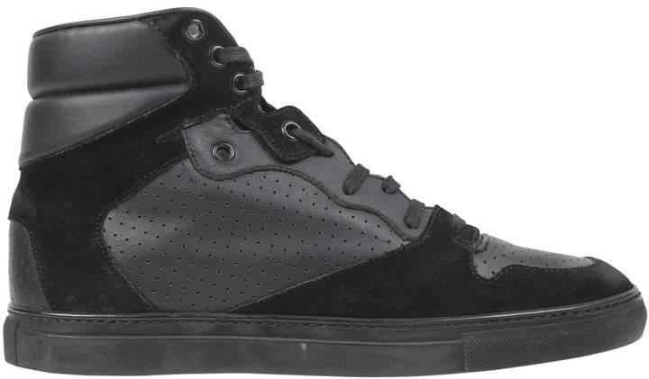 Balenciaga Leather high trainers