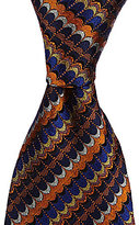 Missoni Arch-Striped Traditional Silk Tie