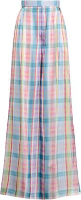 Ralph Lauren Brenda Wide-Leg Trouser