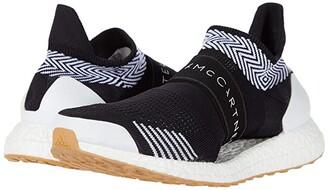 adidas by Stella McCartney Ultraboost X 3.D.S. Sneaker (Footwear White/Solar Orange/Carbon) Women's Shoes