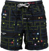 MC2 Saint Barth Action Pacman Micro Fiber Swim Shorts