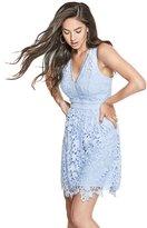 GUESS Women's Rhee Lace Dress