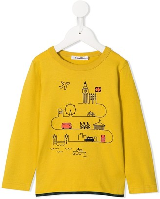 Familiar Big Ben sweatshirt