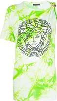 Versace tie-dye Medusa print T-shirt