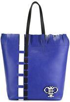 Emilio Pucci frilled rectangular shoulder bag
