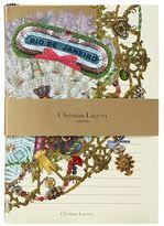 Christian Lacroix Rio De Janeiro A5 Notebook