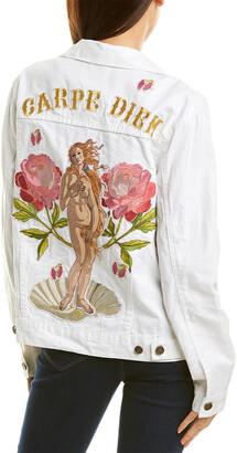 Jakett Birth Of Venus Denim Jacket