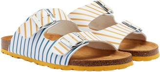 Joules Penley Printed Sandal With Moulded Footbed