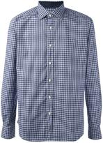 Xacus plaid shirt