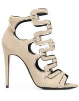 Pierre Hardy 'kaliste' Sandals - Nude Neutrals - Size 39.5