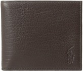 Polo Ralph Lauren Pebble Leather Billfold