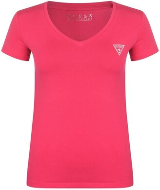 GUESS Small Triangle T-Shirt