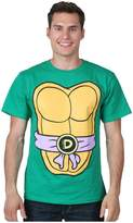 Mighty Fine Teenage Mutant Ninja Turtles Men's Costume T-Shirt, XL
