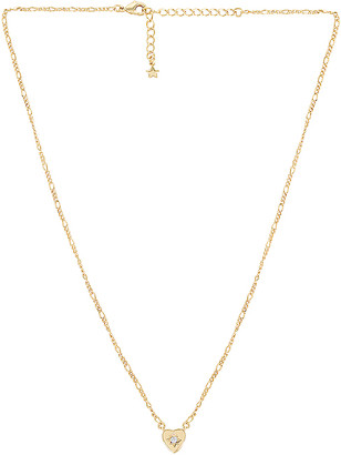 Five and Two jewelry Alice Necklace
