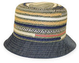 Parkhurst Denim Artisan Bucket Hat