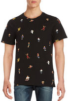 Eleven Paris Family Character Tee
