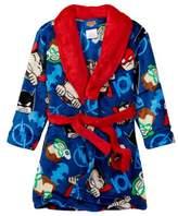 Komar Justice League Robe (Toddler Boys)