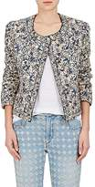 Etoile Isabel Marant Women's Hustin Quilted Cotton-Linen Jacket