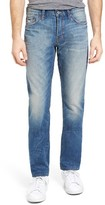 Jean Shop Men's Slim Straight Leg Jeans