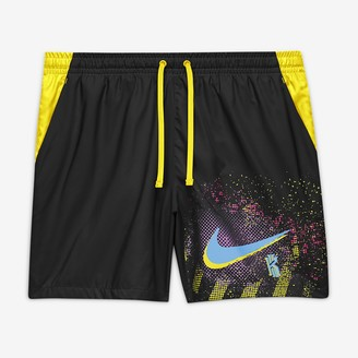 Nike Men's Basketball Woven Shorts Kyrie '90s