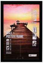 "B.P. Industries Poster Frame 1"" Profile - Black - (12""x18"")"