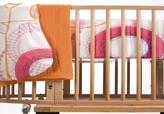 Crib Bedding Circles