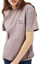 Topshop Women's Femme Liberte Tee