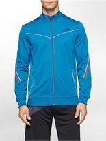 Calvin Klein Performance Core Mock Neck Track Jacket