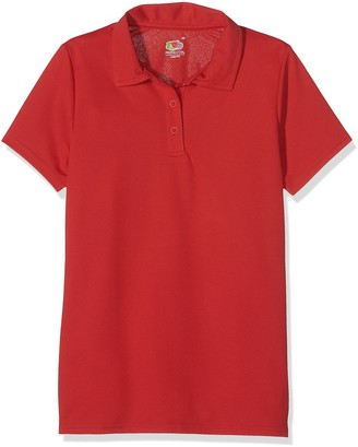 Fruit of the Loom Women's Performance Polo Shirt