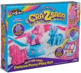 Cra-Z-Art Cra-Z-Sand Deluxe Glitter Pony Playset