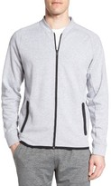 Zella Men's Knit Bomber Jacket