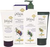 Akin A'kin Hair and Body Lavender Trio (Worth £40.00)