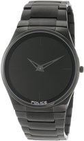 Police Men's PL12744JRSB/02M Classic Analog Watch with 2 Hands