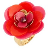 Kate Spade Women's Rosy Posies Ring