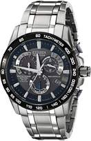 Citizen Men's Perpetual Chrono A-T Watch AT4010-50E