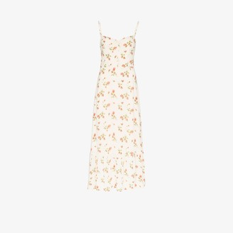 Reformation Emersyn floral print dress