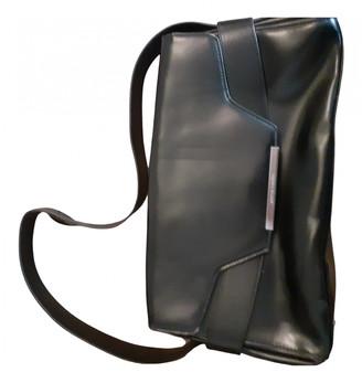 Pierre Cardin Black Leather Handbags