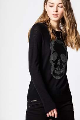 Zadig & Voltaire Miss Bis Cachemire Sweater
